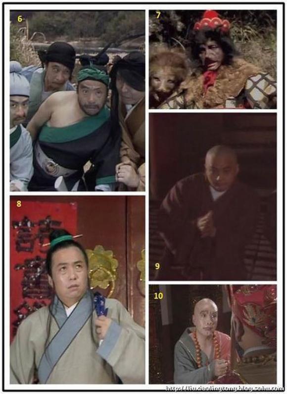 Tây du ký 1986, Lý Kiến Thành, Lục Tiểu Linh Đồng, Hạng Hán