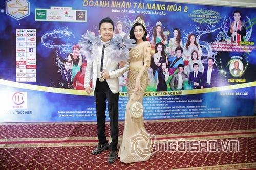 Hoa hậu Băng Khuê, diễn viên Băng Khuê, sao việt