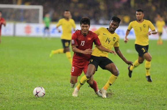 Hà Đức Chinh, AFF Cup, đội tuyển Việt Nam, Việt Nam vs Malaysia
