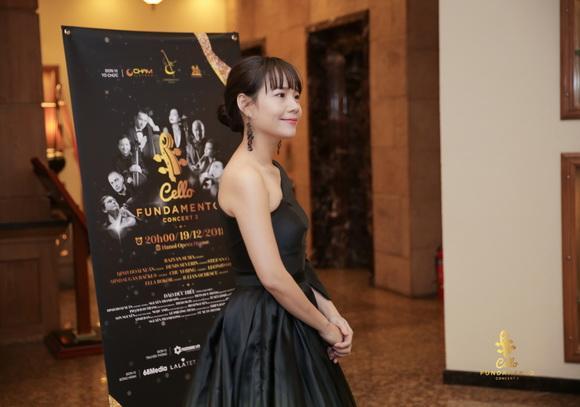Cello Fundamento Concert, Hòa nhạc thính phòng, nghệ sĩ Đinh Hoài Xuâ