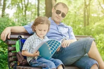 cách chăm con đúng cách, bố nên làm điều này với con, cách dạy trẻ đúng cách