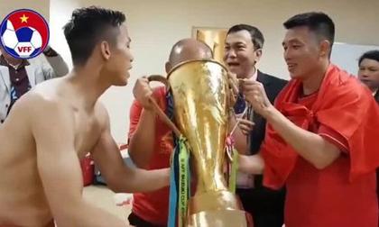 Bàn thắng đẹp nhất AFF Cup 2018, Phan Văn Đức, clip ngôi sao