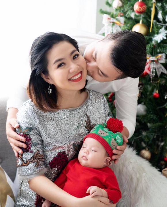 Lê Khánh, chồng Lê Khánh, con Lê Khánh, sao Việt