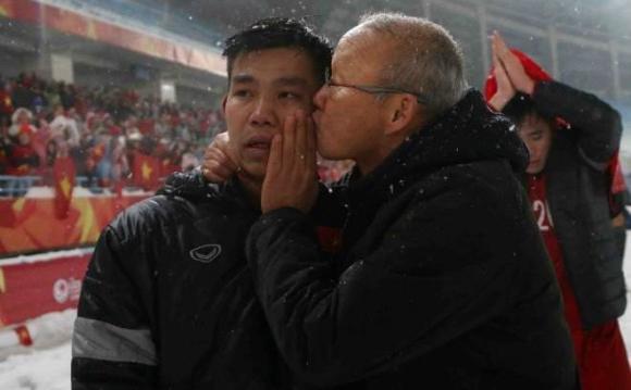 trợ lý Park Hang Seo, đội tuyển Việt Nam, AFF Cup 2018,