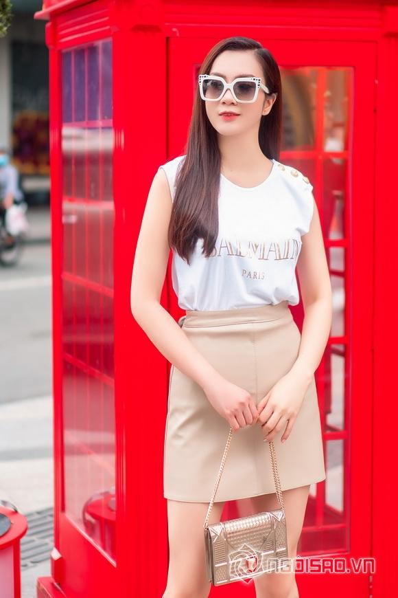 Á khôi Nguyễn Thùy Chi, sao việt
