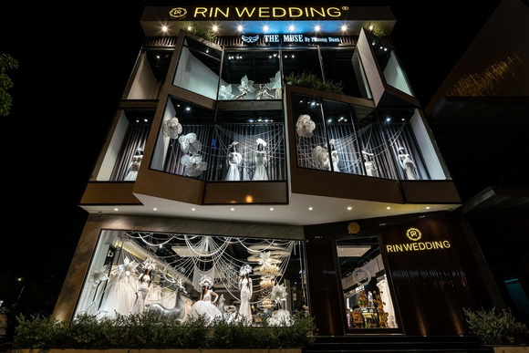 Rin Wedding, Showroom Rin Wedding