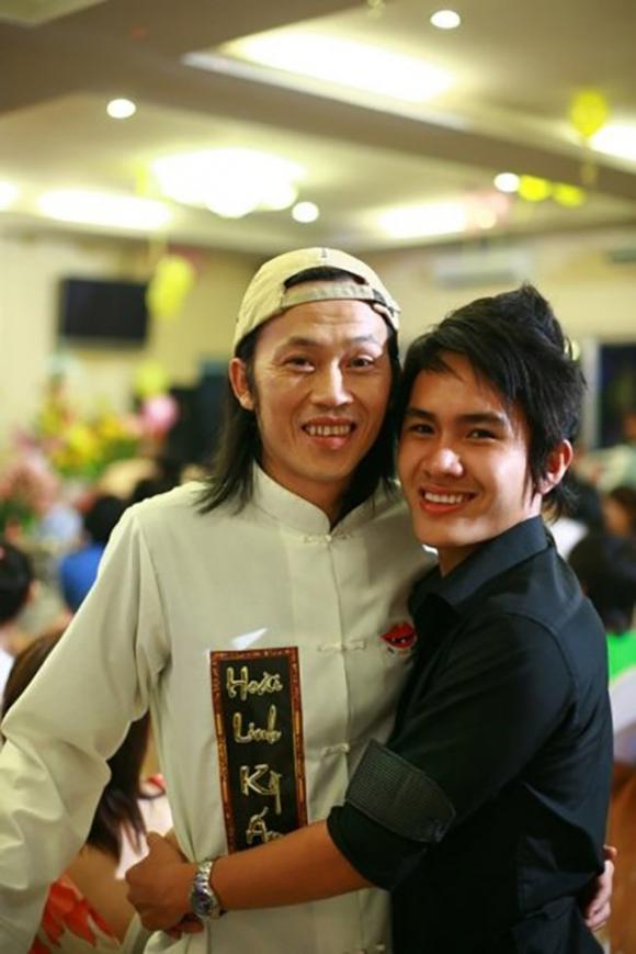 con trai Hoài Linh, Hoài Linh
