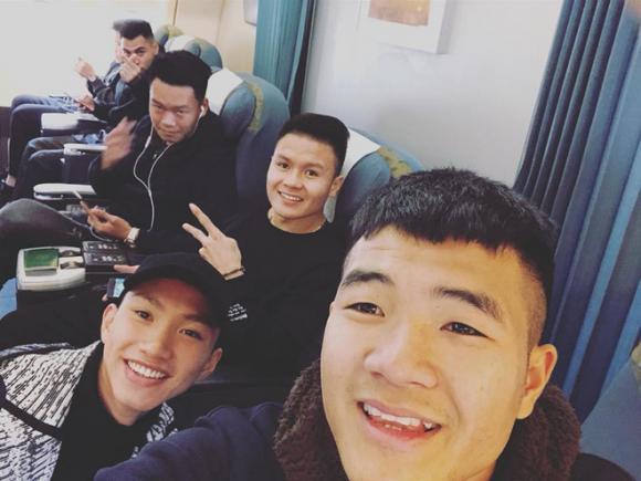 Quang Hải, Đức Chinh, đội tuyển Việt Nam, Asian cup 2019