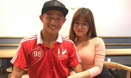 Bạn gái tin đồn Lâm Tây, thủ môn văn lâm, Yến Xuân