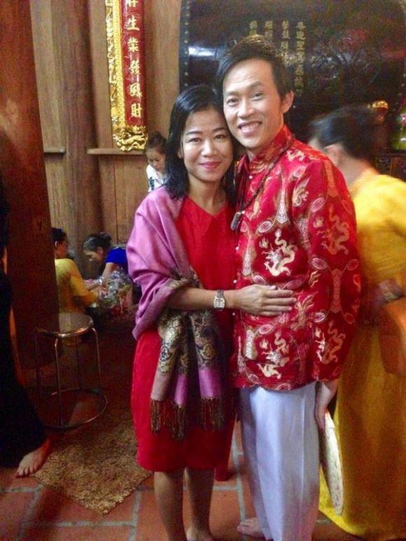 Thái Trân, Con nuôi Hoài Linh, Sao việt
