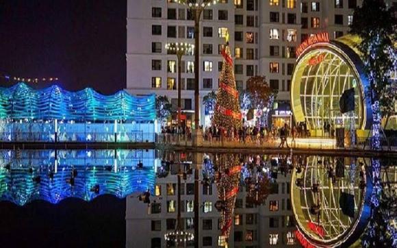 Địa điểm chơi Noel , Địa điểm chơi Noel ở hà nội, giáng sinh 2018, lễ giáng sinh