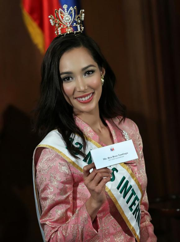 Miss International,Hoa hậu Quốc tế 2018,Bea Rose Santiago