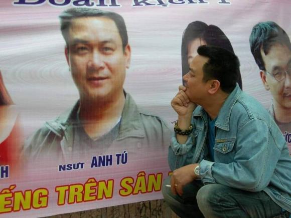NSND Anh Tú, NSND Anh Tú qua đời, sao Việt