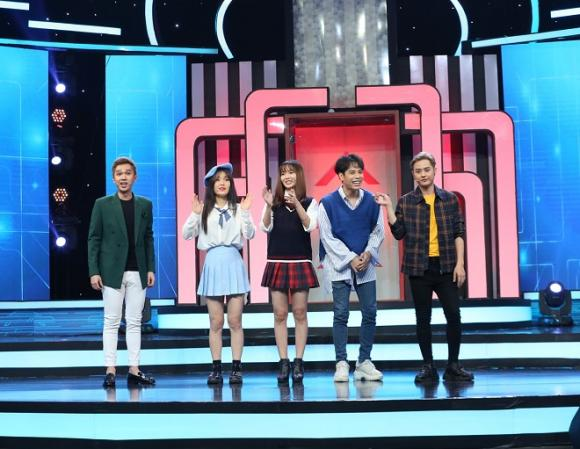 Bộ 3 siêu đẳng, Han Sara, Jang Mi, Tuấn Trần