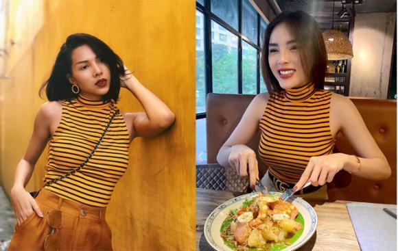 Kỳ Duyên, Minh Triệu, Hoa hậu Kỳ Duyên, siêu mẫu Minh Triệu