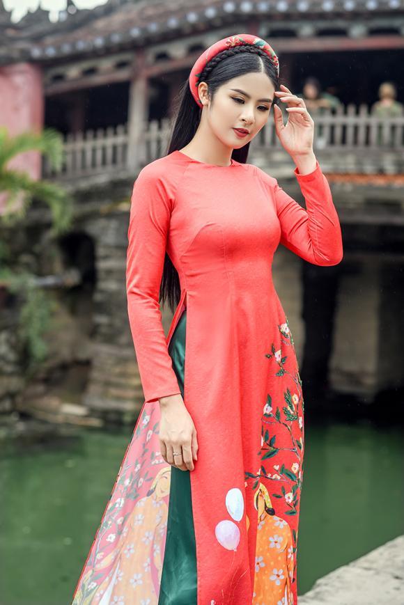 Hoa hậu ngọc hân,hoa hậu việt nam 2010,ngọc hân diện áo dài