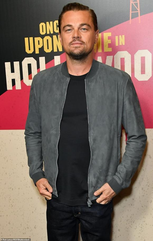 nam diễn viên Leonardo DiCaprio, nhà sao