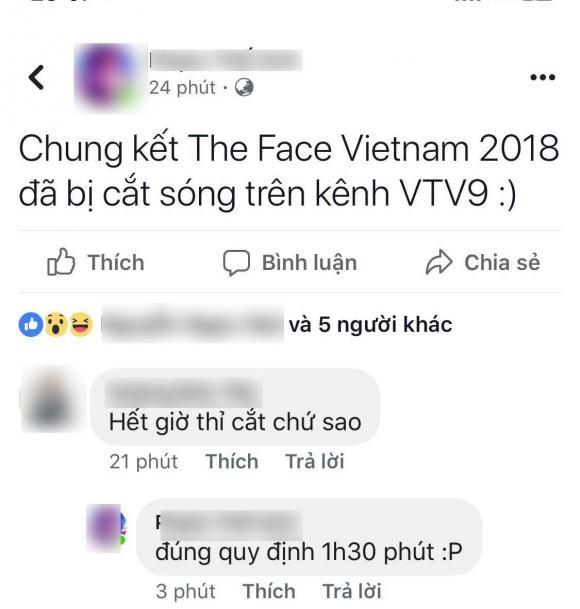 chung kết của The Face, quán quân the face việt nam
