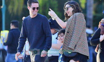 miranda kerr, flynn bloom, sao hollywood