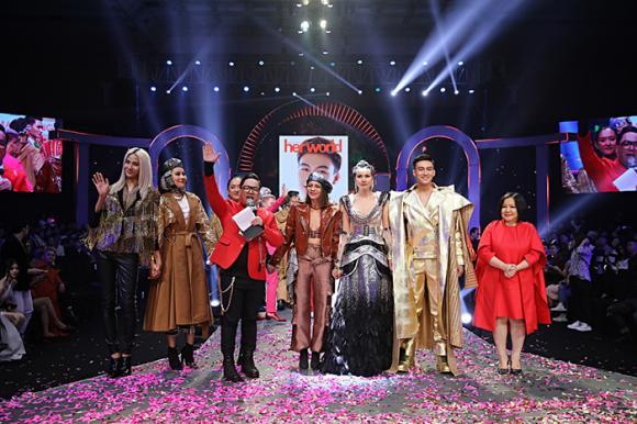 The Face việt nam, Mạc Trung Kiên,Thanh Hằng, quán quân The Face 2018