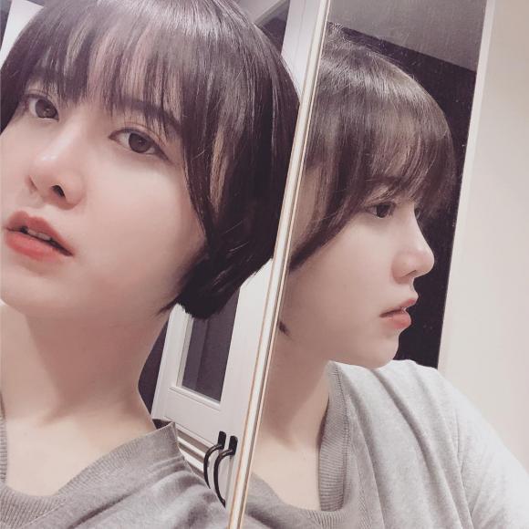 Song Hye Kyo,Goo Hye Sun,sao Hàn,kiểu tóc ngắn