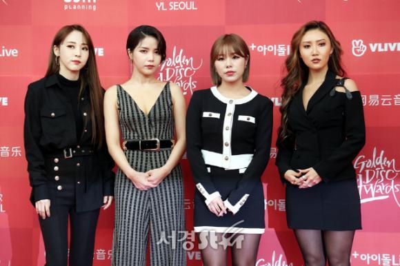 """park min young, lee seung gi, golden disk awards, sao hàn,  """"Thư ký Kim sao thế?"""""""