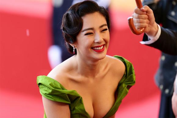 Song Hye Kyo Trung Quốc, Trương Vũ Kỳ, Viên Ba Nguyên