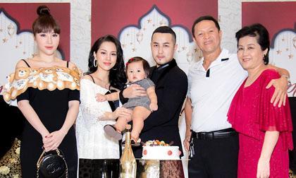 chị dâu Bảo Thy,anh trai Bảo Thy,Trang Pilla,chị dâu Bảo Thy sinh con trai,nhan sắc xinh đẹp của chị dâu Bảo Thy,Trang Pilla sinh con thứ hai