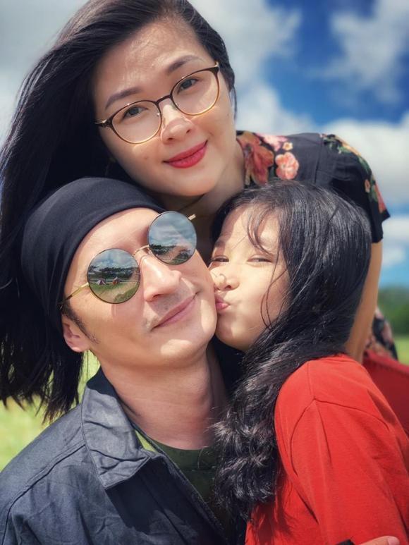 Huy Khánh, vợ Huy Khánh, sao Việt, mạc anh thư