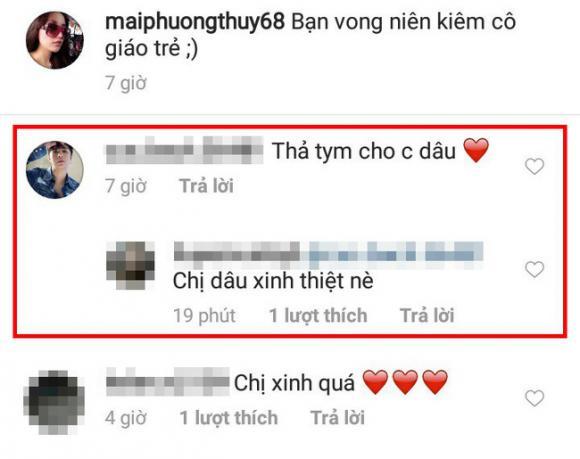 Mai Phương Thúy, Noo Phước Thịnh, sao Việt