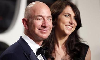 Jeff Bezos, CEO Amazon, Tỷ phú giàu nhất thế giới ly hôn