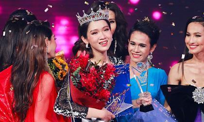 Hoa hậu Hương Giang, vụ ly hôn của vua cà phê trung nguyên, Hoa hậu đẹp nhất châu Á