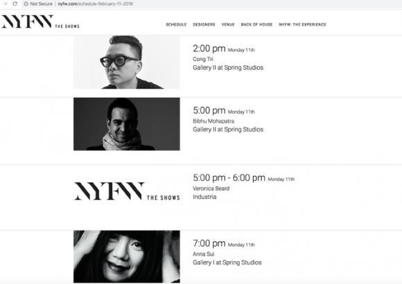 NTK Công Trí,  stylist Selena Gomez,  New York Fashion Week, ntk việt