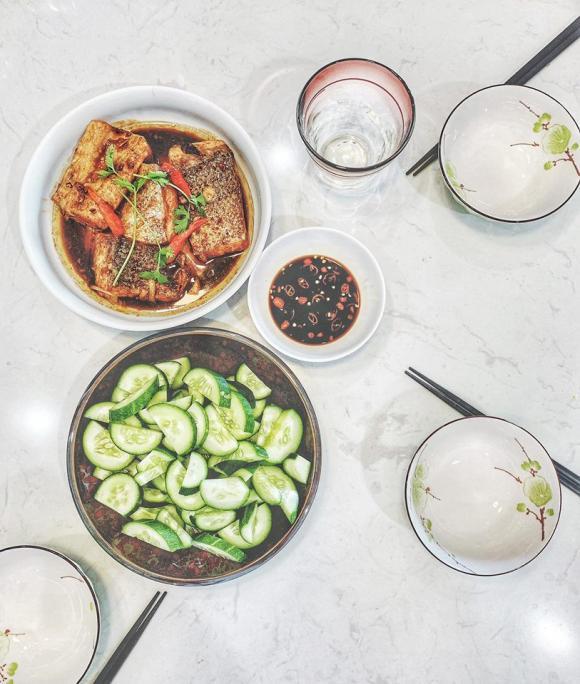 Lan Khuê, Lan Khuê nấu ăn ngon, Lan Khuê và chồng