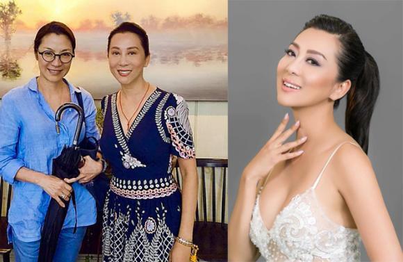 mặt mộc của sao Việt, sao Việt trên 40 tuổi, sao Việt, Việt Hương, Thúy Nga, Giáng My, Chiều Xuân,