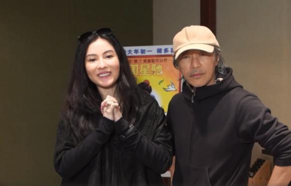 Trương Bá Chi,Châu Tinh Trì,sao Hoa ngữ