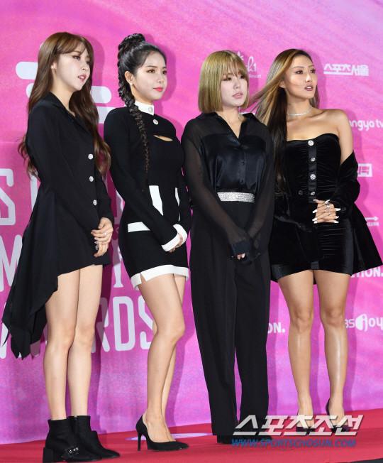 sao nữ vô danh, kim so hyun, clara, lễ trao giải seoul music awards