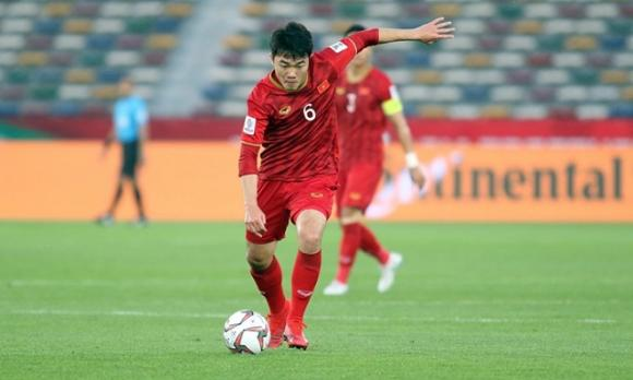đội tuyển Việt Nam, Xuân Trường, Lương Xuân Trường, Asian Cup 2019
