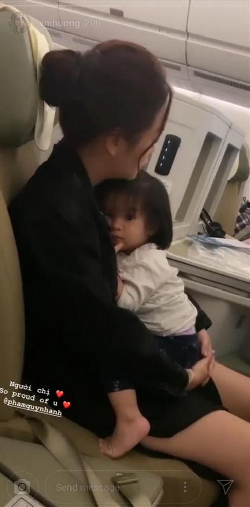 Phạm Quỳnh Anh, con gái Phạm Quỳnh Anh, Quang Huy