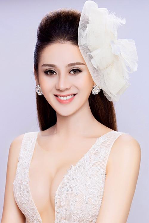 Nhà sao việt, Hoa hậu Hương Giang, Lâm Khánh Chi