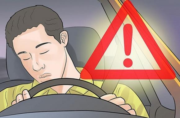 lái xe ban đêm, tỉnh táo khi lái xe, lái xe, buồn ngủ khi lái xe