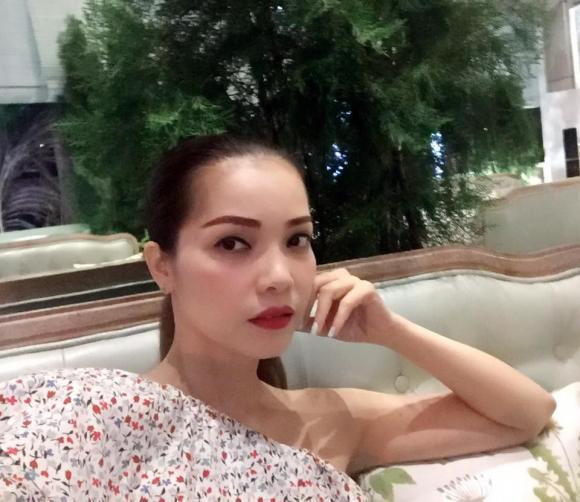 Quách An An,giai nhân của Hà Dũng,sao Việt