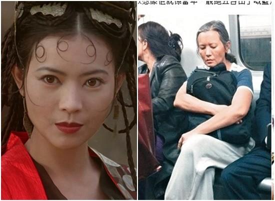 Huệ Anh Hồng,Lam Khiết Anh,sao Hong Kong