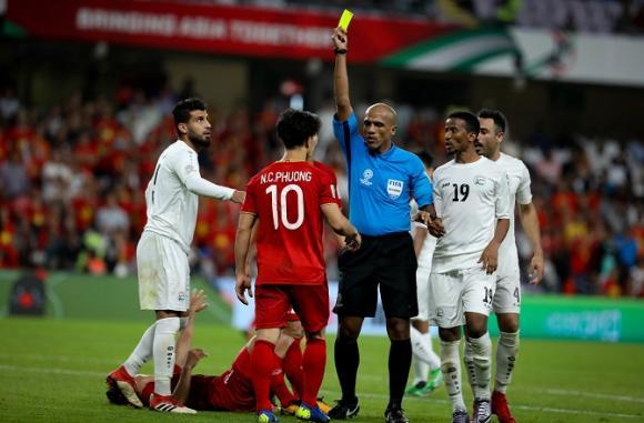 Công Phượng, Quang Hải, Asian Cup 2019, đội tuyển Việt Nam