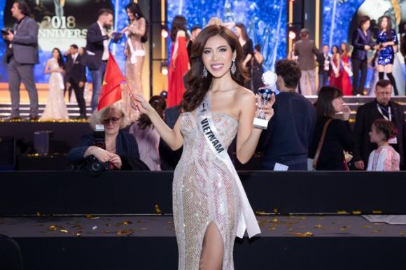 Hoa hậu của các hoa hậu 2018, H'Hen Niê, Trần Tiểu Vy