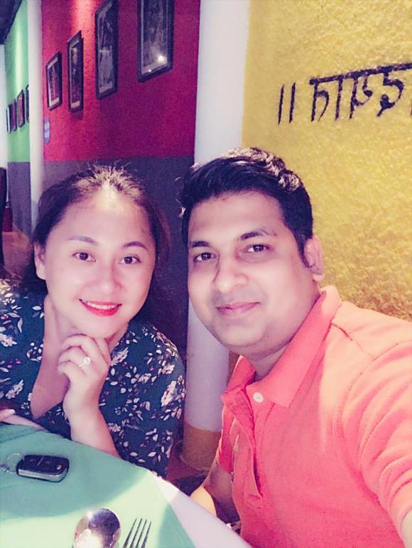 mỹ nhân Việt, sao Việt lấy chồng Ấn Độ, sao Việt, Võ Hạ Trâm, Hoa hậu Diệu Hoa, Nguyệt Ánh, Cao Ngọc Xuân