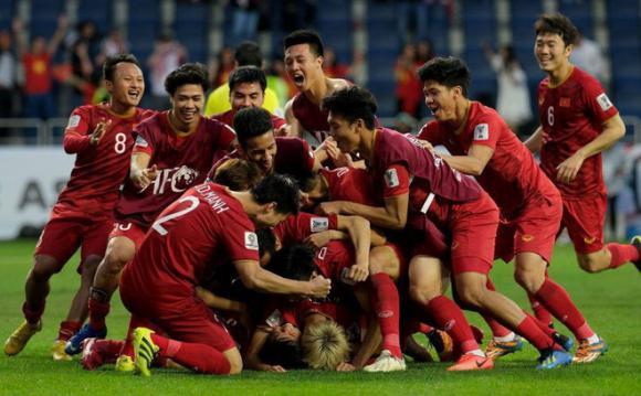 đội tuyển Việt Nam, việt nam jordan