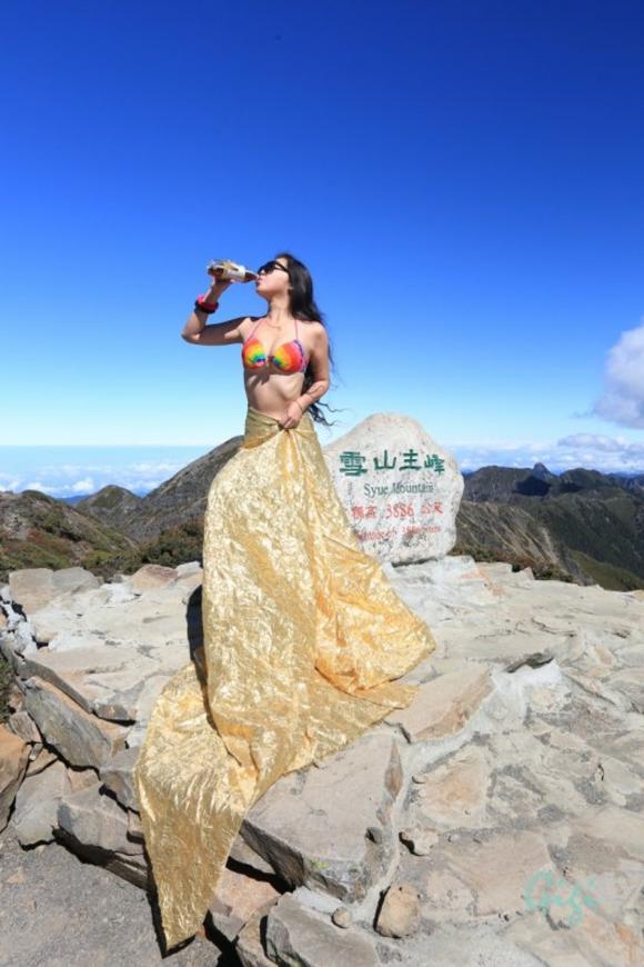 hot girl Đài Loan,mỹ nhân bikini