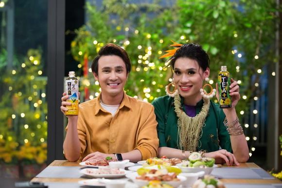 Huỳnh Lập, Quang Trung, Bùa Ăn, Tea+ plus
