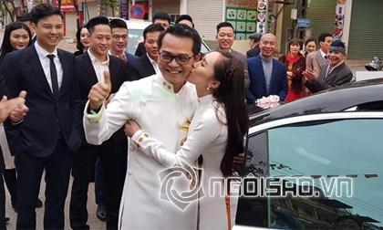 NSND Trung Hiếu, đám cưới NSND Trung Hiếu,thực đơn trong đám cưới sao Việt
